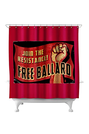 Ballard Designs Shower Curtain.Amazon Com Free Ballard 71x74 Polyester Shower Curtain