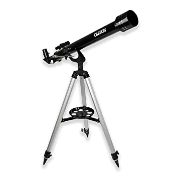 Amazon com : Carson SkySeeker 40-100x60mm Refractor Beginner