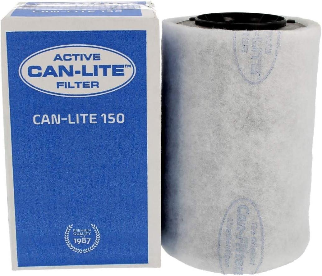 250mm Flansch • Grow AKF CAN Lite Aktivkohlefilter • 150m³ 2000m³ /& 100mm