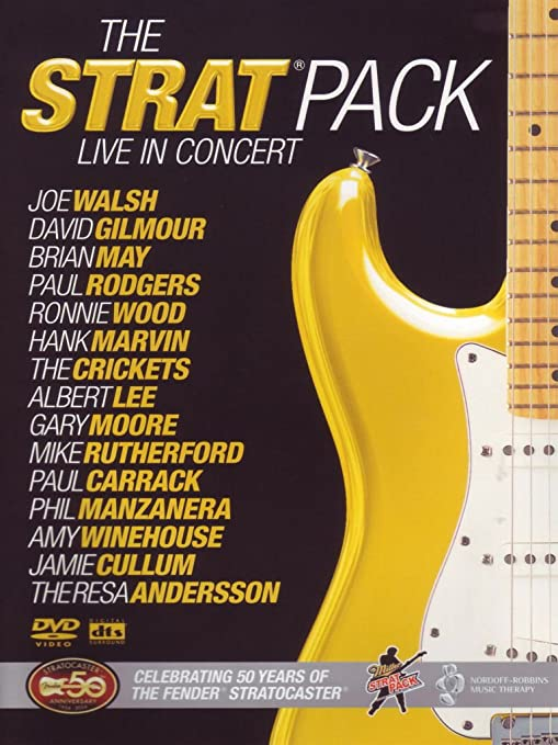 Various Artists - The Strat Pack Live in Concert DVD: Amazon.es