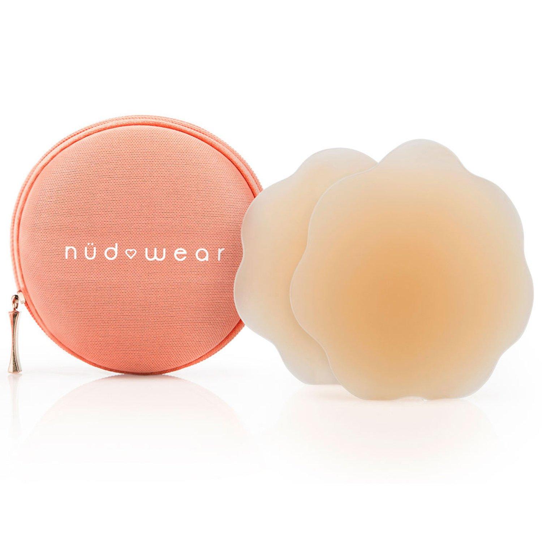 a0c368360 Amazon.com  Daisies Nipple Pasties Waterproof Nipple Cover Reusable Breast  Petal Nipple Pads  Clothing