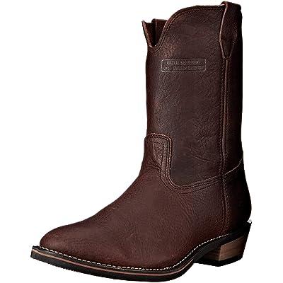 AdTec Men's 12 Inch Ranch Wellington Boot   Western