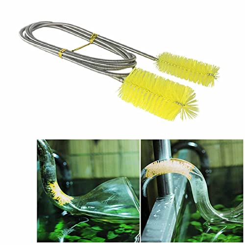 Staibc Flexible Double Ended Aquarium Water Hose Pipe
