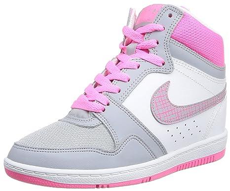 Nike - Zapatillas de Baloncesto para Mujer Wolf Grey/Wolf Grey ...