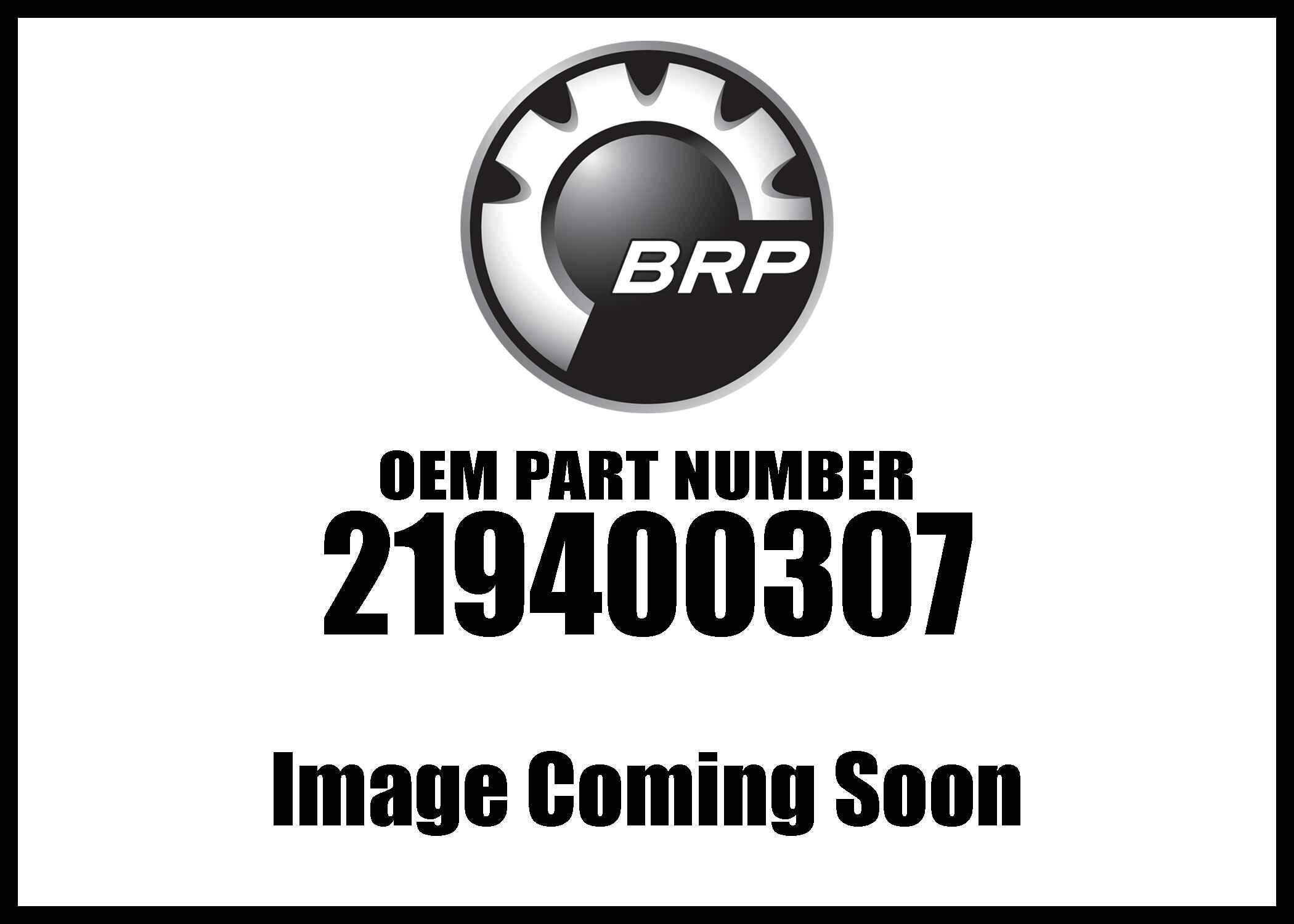 Can-Am 219400307 Black Spare Wheel Tire Bag