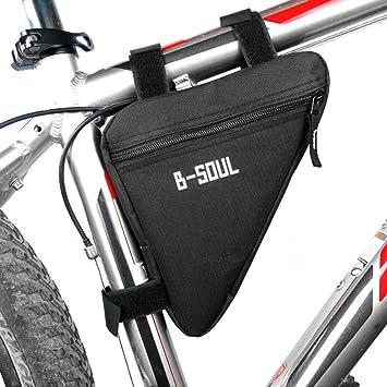 Lorenlli Fit B-Soul Impermeable Triángulo Ciclismo Bolsas de ...