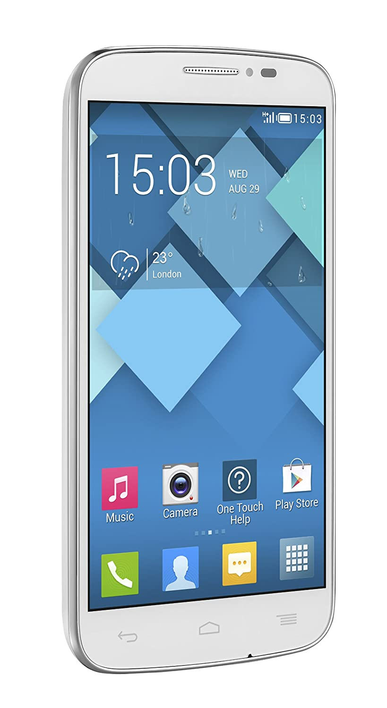 Alcatel Pop C7 7041D - Smartphone Libre Android (Pantalla 5