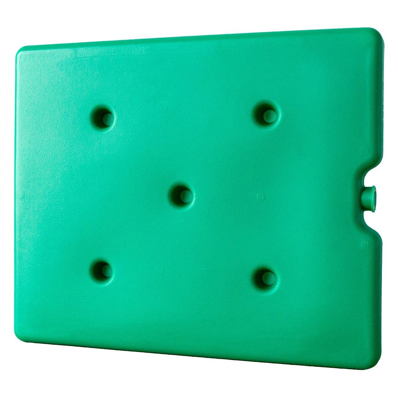 Especial fresco batería de 5 °C Congelador batería 1300 g verde ...
