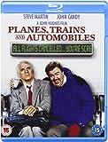 Planes, Trains & Automobiles [Blu-ray] [1987] [Region Free]