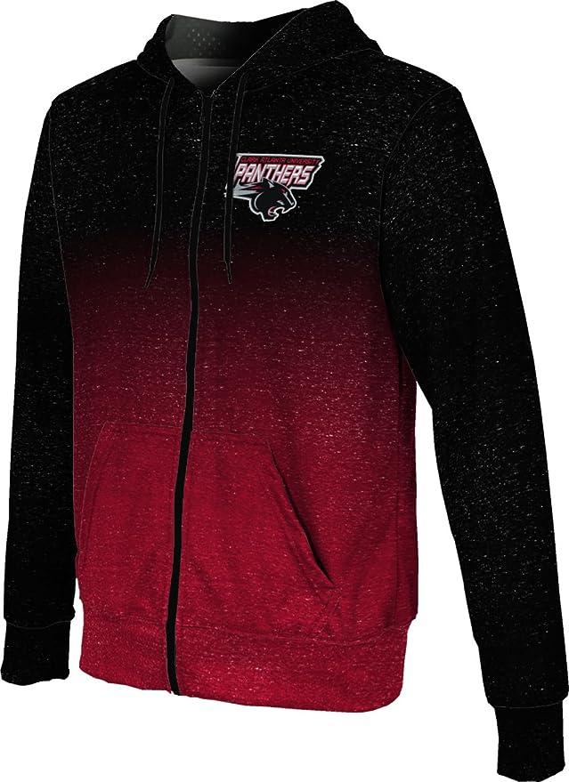 Gradient School Spirit Sweatshirt Clark Atlanta University Mens Pullover Hoodie