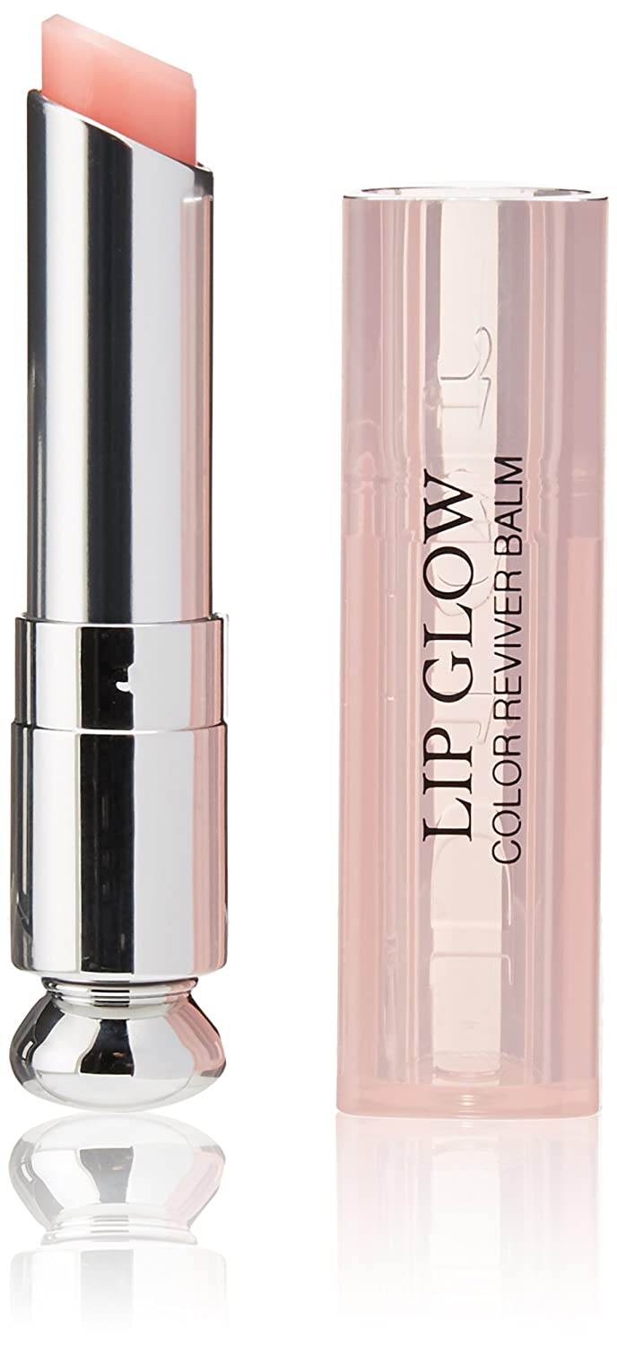 5e90e89c9d Christian Dior Dior Addict Lip Glow Color Awakening Lip Balm, 001 Pink,  0.12 Oz