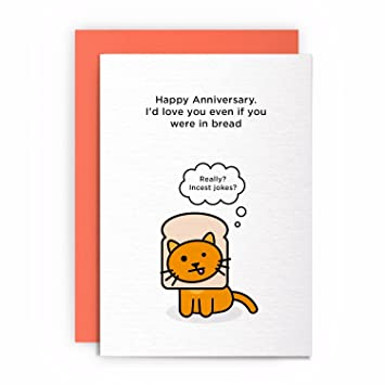 Katze Jahrestag Funny Rude Humorvolle – wirklich? Männer können ...