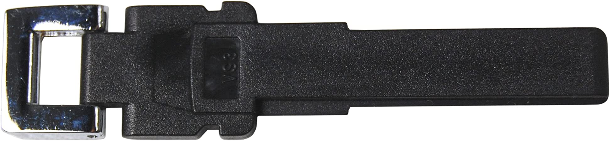 HQRP Blade Blank Insert Smart Remote Spare Key for VW Volkswagen CC 2010 2011