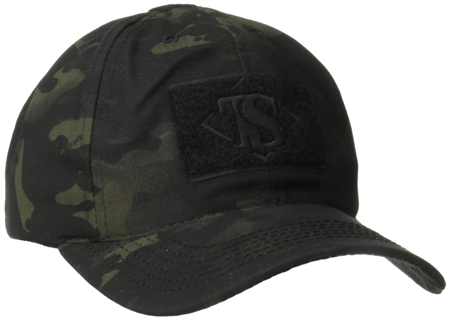 TRU-SPEC Contractor Cap, Multicam Black, One Size
