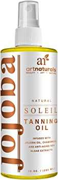 ArtNaturals Tanning Oil and Accelerator Spray