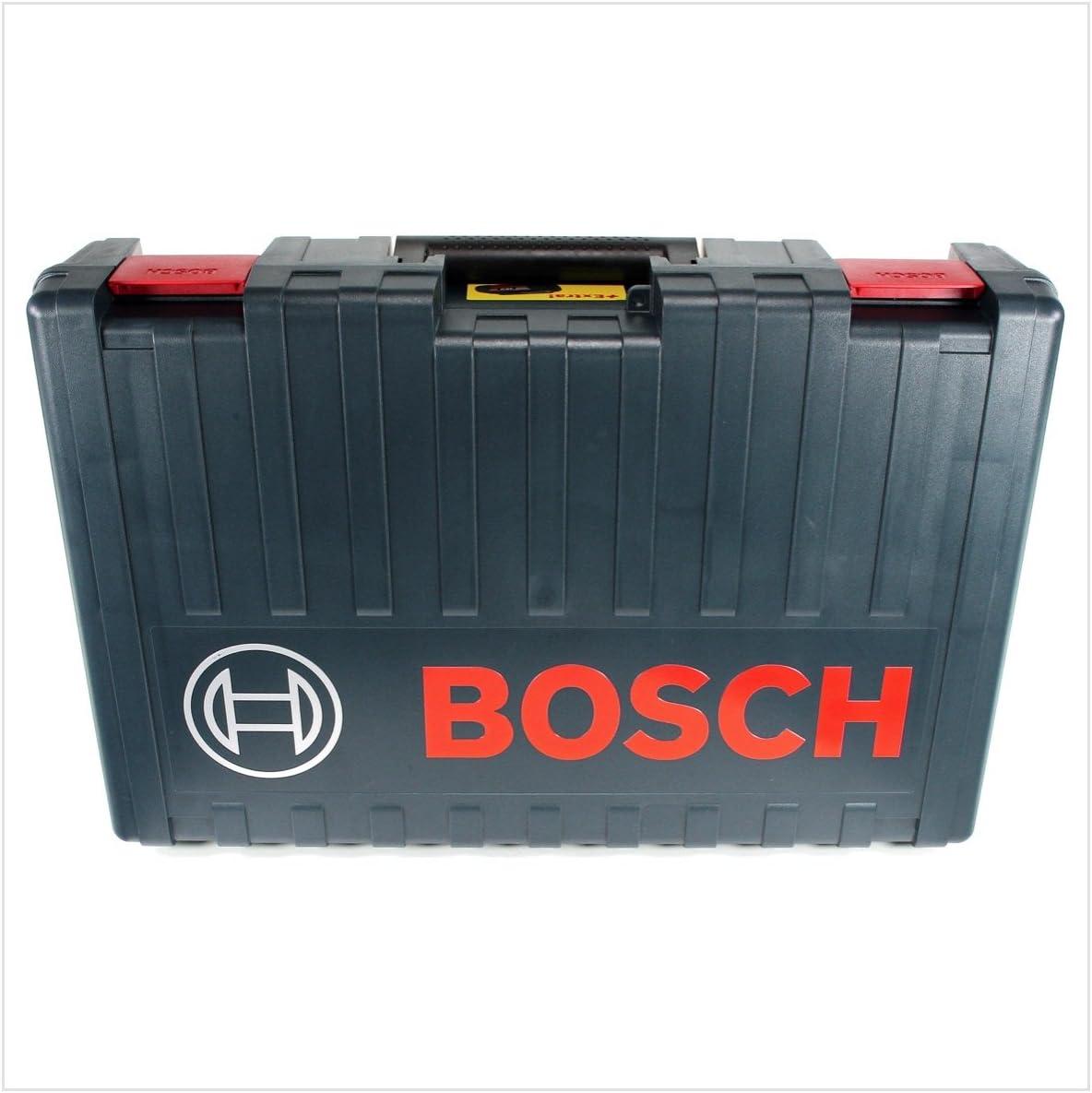 Bosch GBH 36/VF-Li Plus Marteau-perforateur sans fil avec fonction de burinage 2/x batteries 36/V 4,0/Ah et chargeur de batterie AL3680CV avec mandrin de rechange et mallette