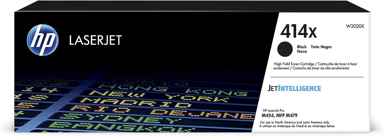 HP 414X | W2021X | Toner Cartridge | Cyan | High Yield