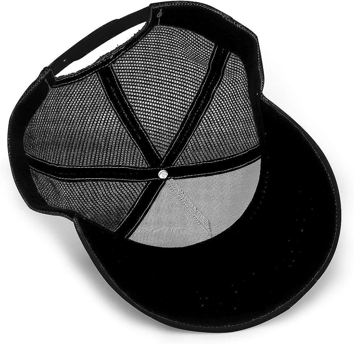Unisex Basketball-Ky-RIE-Ir-ving-G Trucker Cap Adjustable Baseball Hat