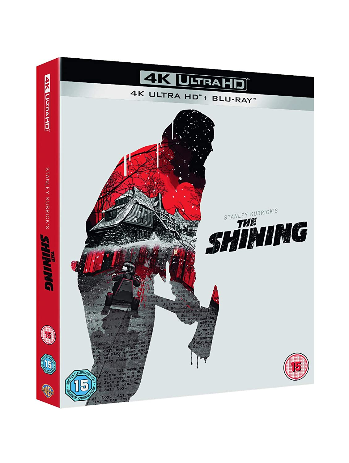 Shining. The: Extended Cut 2 Blu-Ray Edizione: Regno Unito ...