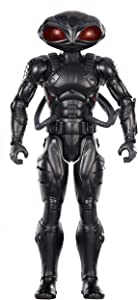 "DC Comics Aquaman Black Manta 12"" Action Figure"