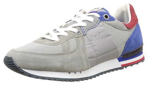 Pepe Jeans Tinker Jack, Zapatillas para Hombre: Amazon.es: Zapatos y complementos