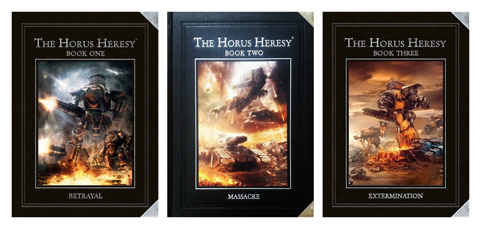 Horus Heresy Betrayal Ebook