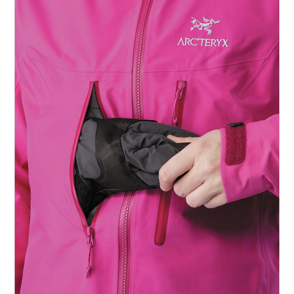 Arcteryx Alpha Ar - Chaqueta para mujer: Amazon.es: Deportes y ...