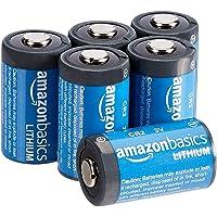 Amazon Basics - Pilas de litio CR2 de 3 V, Pack de 6