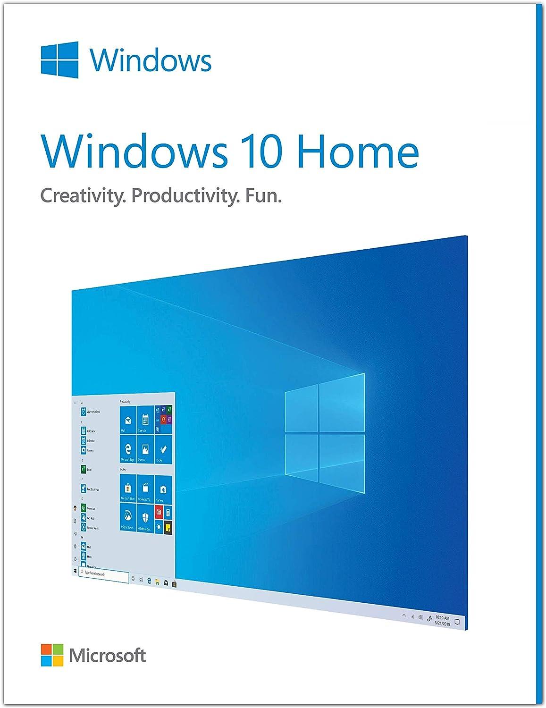 Amazon Com Microsoft Windows 10 Home Usb Flash Drive