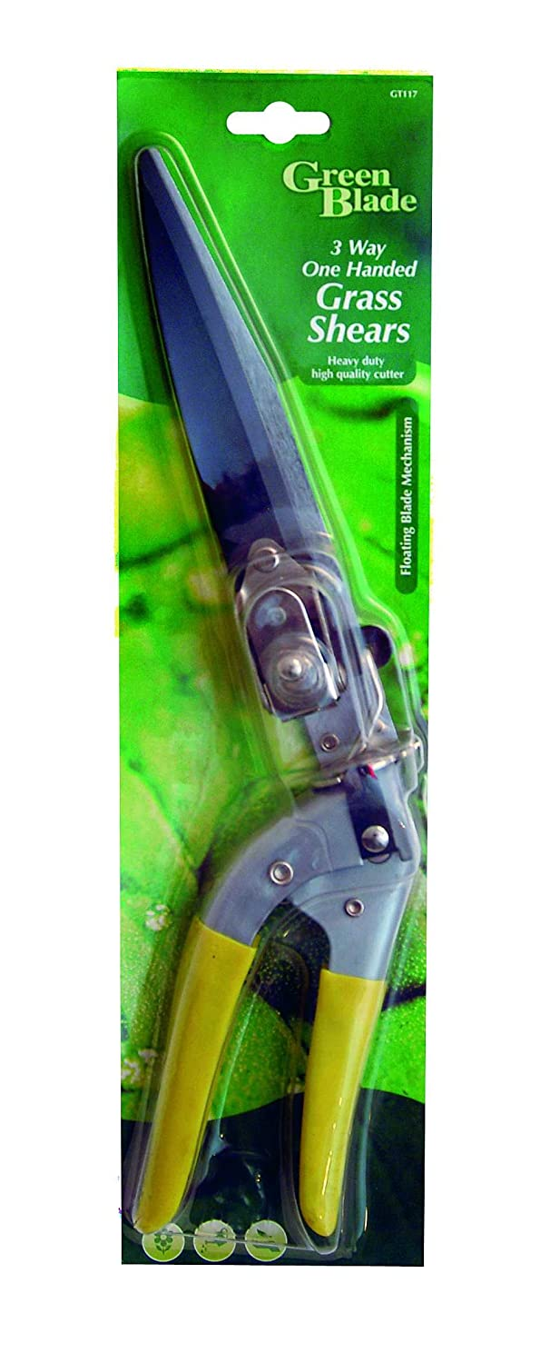Green Blade BB-GT117 3-Way One Handed Grass Shears Hamble Distribution ltd 56577868362