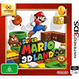 3DS NS Super Mario 3D Land
