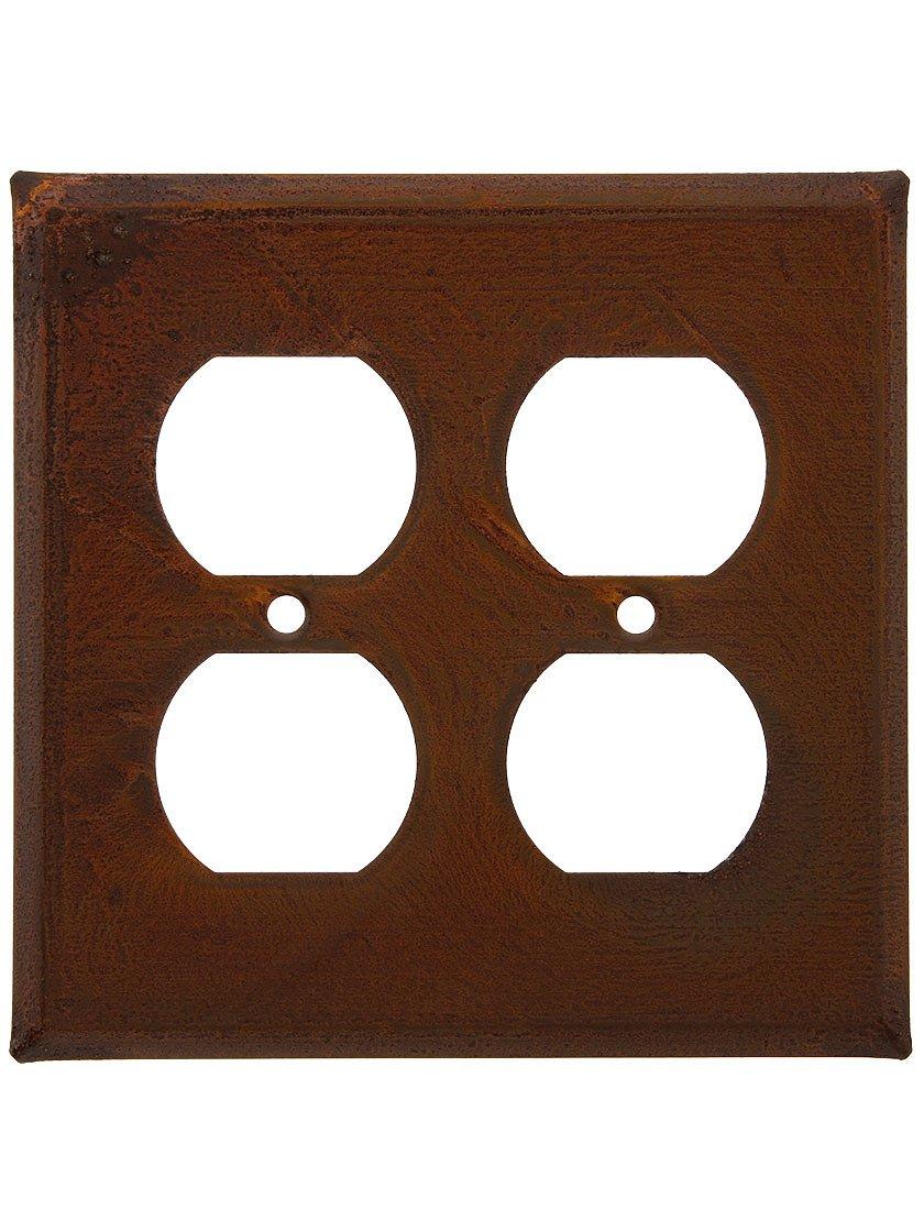 国Tinダブル両面カバーwith Rustまたはアンティーク仕上げ Rustic B01CUH8MU0 379DORT Tin B01CUH8MU0 Rustic Tin, 神戸グラス:faa50bac --- gamenavi.club