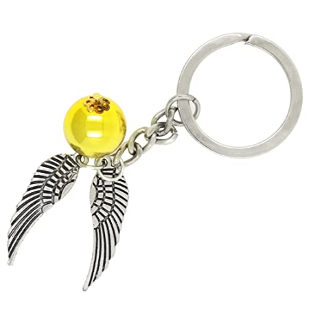 Harry Potter Golden Snitch alas llavero llavero regalos ...