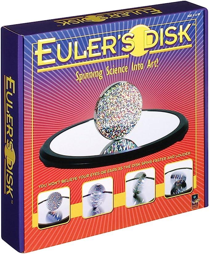 Toysmith Disco de Euler: Amazon.es: Juguetes y juegos