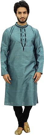 Atasi Indumentaria etnica India de los Hombres Use Pijama ...