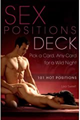 Sex Position Deck: Pick a Card, Any Card for a Wild Night, 101 Hot Positions (9781612431079) Cards