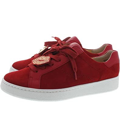 Rote PAUL GREEN Stiefeletten 9423