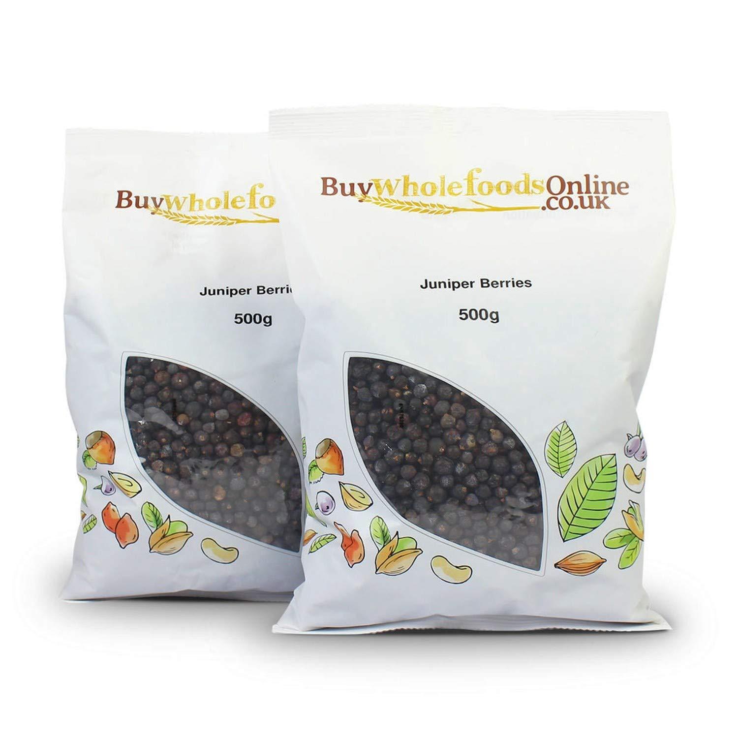 Juniper Berries 1kg (Buy Whole Foods Online Ltd.)