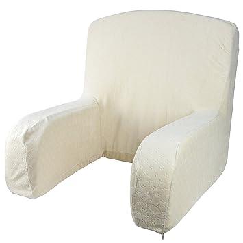 Ability Superstore Cojín para cama con forma de sillón ...