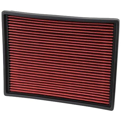 Spectre Engine Air Filter: High Performance, Premium, Washable, Replacement Filter: 1999-2020 CADILLAC/CHEVROLET/GMC (Escalade, Suburban, Tahoe, Silverado, Avalanche, Yukon, Sierra) SPE-HPR8755: Automotive