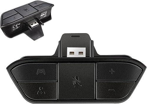 Adaptador inalámbrico para auriculares Xbox One, convertidor de auriculares de 3,5 mm Jack Audio, para Xbox One/One S/One X: Amazon.es: Electrónica
