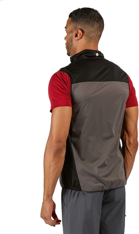 Regatta Mens Lankin Ii Lightweight Wind Resistant Water Repellent Softshell Gilet Bodywarmer