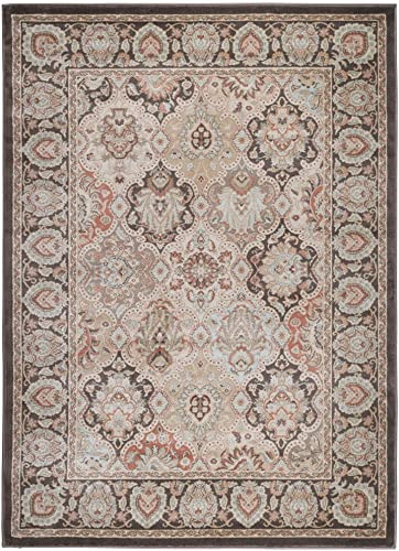 Radici USA Garda Traditional Brown Oriental Area Rugs