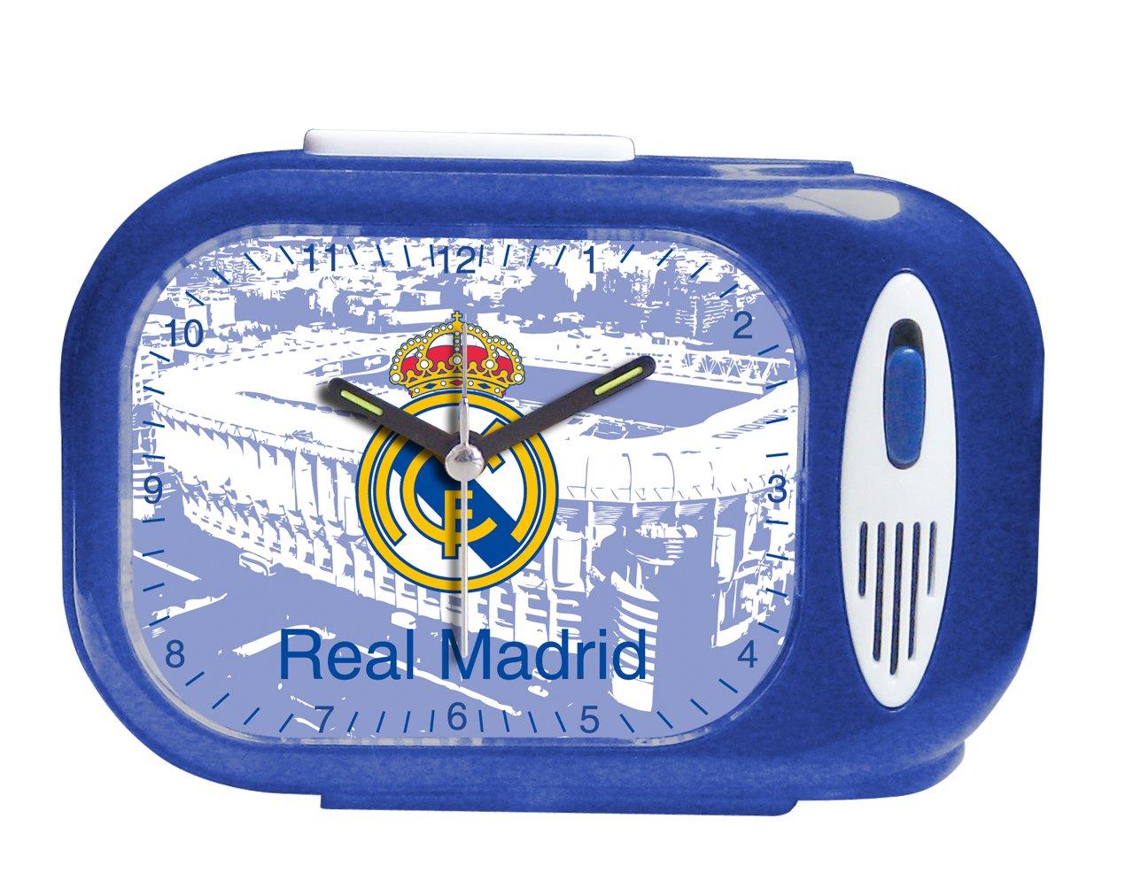 SEVA IMPORT R/éveil Desp HIMNO Real Madrid 706079 Rect