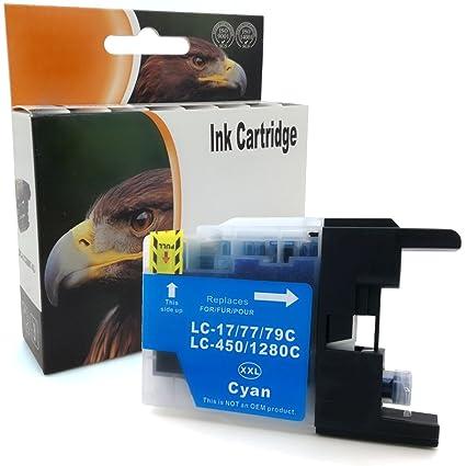 D & C Cartuchos para impresora Brother MFC J5910 DW J6510 W J6710 ...