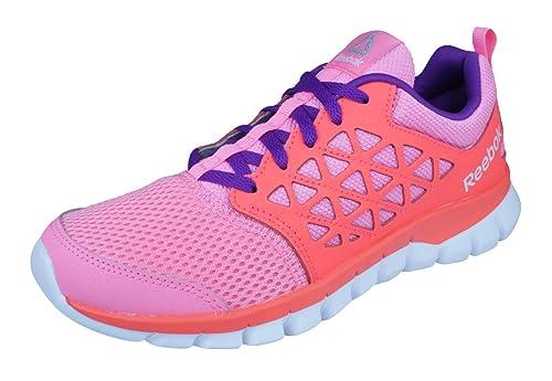 Reebok Bd5652, Zapatillas de Trail Running para Niñas: Amazon.es: Zapatos y complementos