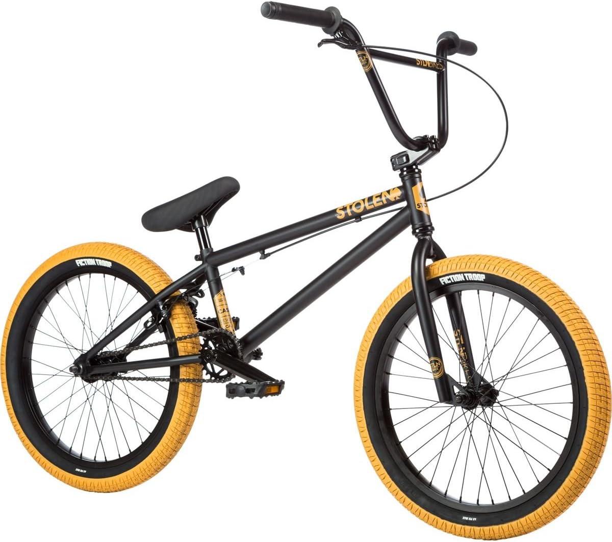 Stolen Casino XS BMX bicicleta tubo superior 2017 19.3