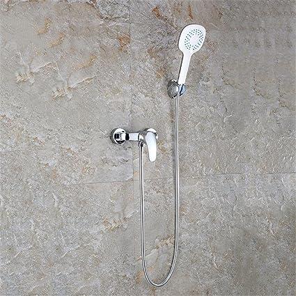 MMYNL Los Accesorios del Baño Ducha termostatica Establecer Sistemas de Ducha y Bañera y Ducha de