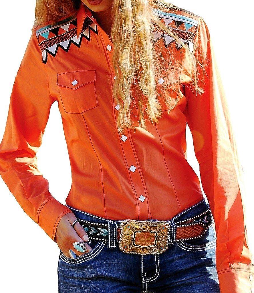Cruel Girl Womens Western Shirts