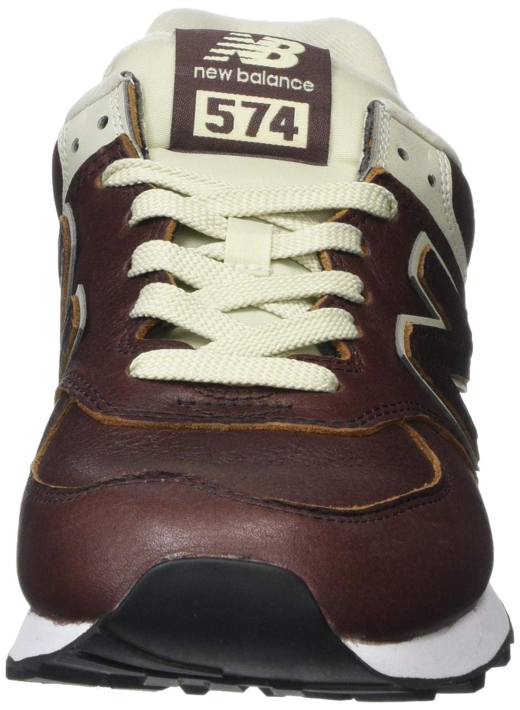 574v2 Rosso Sneaker Lpb deep New Balance Uomo 5wq8naB